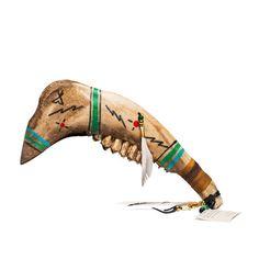 Native American Tomahawk Jaw Bone War Club - MAN of the WORLD ... Native American Symbols, Native American Crafts, American Indian Art, Native American Indians, Deer Skull Art, Skull Decor, Club Tattoo, Bone Crafts, Indian Artifacts