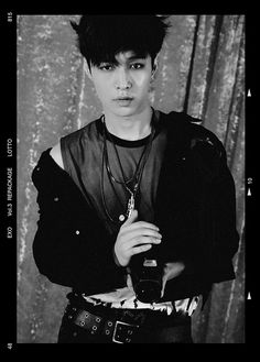 Lay - 160815 'Lotto' comeback teaser photo      Credit: Official EXO website.