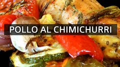 Condimentando Pollo al Chimichurri - MUNDO OLIVA