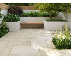 I like this paving. Beachstone is a modern block paving range from Stonemarket that would add clean, subtle and elegant elements in to any outdoor space. Perfect for a patio or path - available as a project pack at MKM. Back Gardens, Small Gardens, Outdoor Gardens, Modern Gardens, Patio Slabs, Outdoor Tiles Patio, Block Paving Patio, Paving Edging, Patio Fence