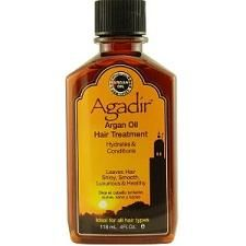 argan-oil-for-hair. My friend suffered from very thin thinning hair and balding spots.  She resorted to hair extensions and her hair reall too a beating.  Now this is all she does and her hair has NEVER LOOKED BETTER (even with awsome extesions)  I'm a believer.
