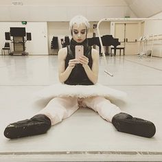 Meet the Ballerina Putting Personal Style Center Stage
