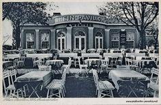 Cafe Rheinterrassen in Rodenkirchen (1911-1932) - http://www.gaidaphotos.com/blog/2014/11/20/cafe-rheinterrassen-in-rodenkirchen-1911-1932/