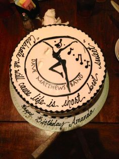 Yes please want this for my birthday Firedancer cake DMB Music