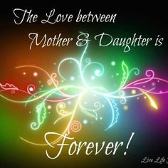 Moms and daughters