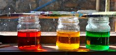 Se7en Science Experiments: Lights, Lines and Lenses…