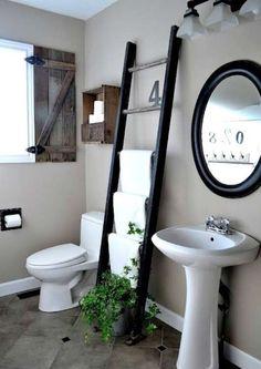 Idee salvaspazio per bagno piccolo (Foto 34/40) | Designmag