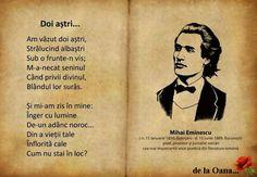 Mihai Eminescu - Doi astri