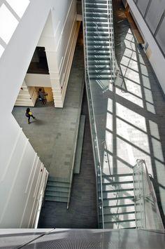 Oak & Laurel Halls - University of Connecticut   Leers Weinzapfel Associates   Archinect