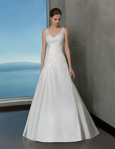 ba3c02af6373 Oreasposa Collection - Wedding Dress Style L910 Trouwjurkstijlen