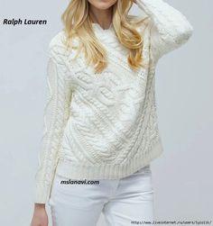 Вязаный-пуловер-спицами-Polo_Ralph_Lauren-стиль (656x700, 193Kb)