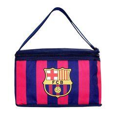 FC Barcelona Cooler Lunch Bag, Multicolor