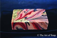 Naiad Soap Arts: The Art of Soap - a book by Debbie Chialtas of Soapylove