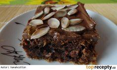Mrkvovo - ořechový perník