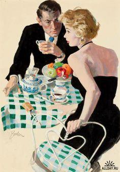 Joe Bowler (American b.1928)