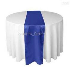 table mariage bleu roi - Bing Images