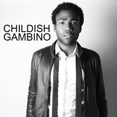 Childish Gambino multi talented Rapper, Stand up comedien, actor, director and writer! He can also juggle... I think