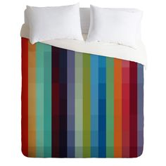 DENY Designs Madart Inc. City Colors Duvet Cover Collection | AllModern