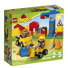 LEGO Duplo 10518 Mon 1er chantier