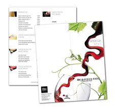 Carta de vinos del Hotel Bayren Parc