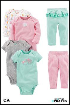 Baby Girl Pants, Carters Baby Girl, Girls Pants, Baby Girls, Baby Baby, Girls Christmas Outfits, Baby Girl Christmas, Girls Summer Outfits, Newborn Outfits