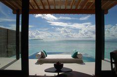 Water Studio with Pool @ Niyama Resort, Maldives