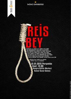 Tiyatro Afiş / Theater Poster