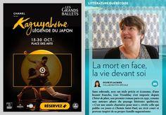 Lise Tremblay: la mort en face, la vie devant soi - La Presse+