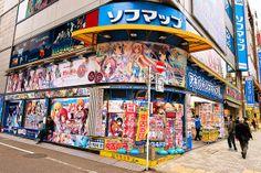Akihabara Anime Games by tokyofashion, via Flickr