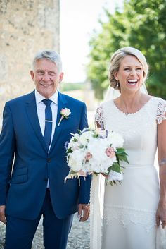 Petty Pastel Shades for a Summer Destination Wedding in the Dordogne | Love My Dress® UK Wedding Blog