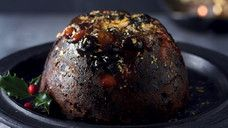 Specially Selected Luxury Champagne Christmas Pudding