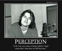 Mitch Hedberg, my favorite comedian