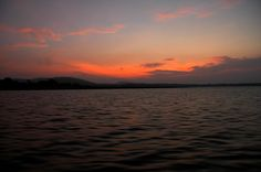 Sunset, Kabini