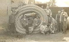 Het oudste familiebedrijf in Nederland, de Touwfabriek G van der Lee BV Oudewater