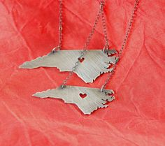 North Carolina necklace...I need this