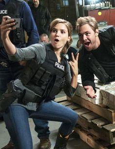 Lindsay and Ruzek - 1x04