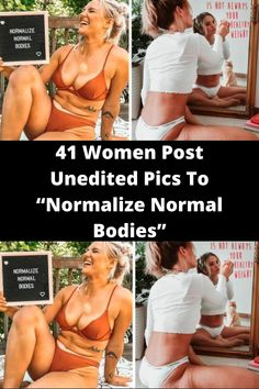 """41 #Women Post #Unedited Pics To """"#Normalize Normal #Bodies"""" Aesthetic Indie, Quote Aesthetic, Funny Memes, Hilarious, Funny Laugh, Spotlight Stories, Social Stories, Short Stories, Normal Body"""