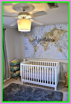 Kids Room Gender Neutral Grey Ides Pour Une Chambre Bleu Canard Ptrole Et Paon . Home and Family The Big Comfy Couch, Luxury Nursery, Cool House Designs, Nursery Themes Neutral, Neutral Baby, Grey Walls, Farmhouse Dining Rooms Decor, Home Decor, Room