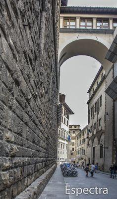 ESPECTRA- Vasari Corridor - Florence — in Florence, Italy.