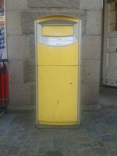 Zweedse brievenbus
