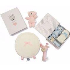 Snuggle Baby Geschenkdoos: 'My First Toys' Keepsake Baby Gifts, Keepsake Boxes, Baby Comforter, Color Names, Giraffe, Plush, Teddy Bear, Toys, Pink