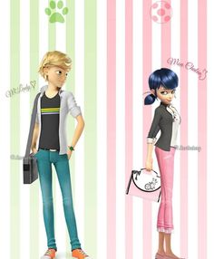 Decided that I wanted a new wallpaper so I made one lol _ The renders are both official from SAMG but they are from different pairs of… Ladybug Y Cat Noir, Meraculous Ladybug, Ladybug Comics, Starco Comic, Miraculous Ladybug Wallpaper, Miraculous Ladybug Fan Art, Marinette And Adrien, Cute Cartoon Wallpapers, Animated Cartoons