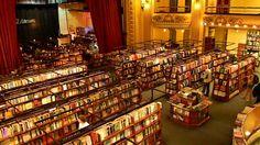 Video minuto sobre las librerías más interesantes de Buenos Aires. En este caso El Ateneo Grand Splendid.  Idea y producción PMR Productions by Walter Raymond Música; Prelude No. 21 by Chris Zabriskie (http://chriszabriskie.com)
