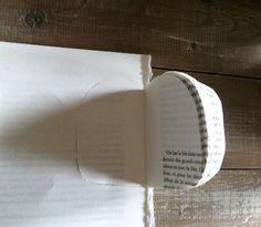 DIY Paper Book Pumpkins