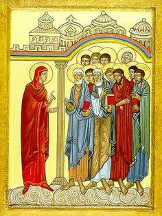 Saint Mary Magdalene, apostle to the Apostles