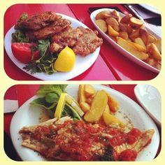 #adacafe on Instagram  Ahtapot mücveri / Otlu balık