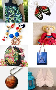 Summer beautirs by Tania on Etsy--Pinned with TreasuryPin.com