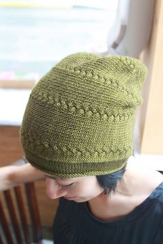 Ravelry: Coruscant Hat pattern by Connie Chang Chinchio