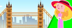 London Bridge Is Falling Down Lyrics is an English nursery rhyme and singing game, which is discovered in different versions all over the world. Nursery Rhymes Lyrics, Kids Nursery Rhymes, Rhymes For Kids, Singing Games, Bollywood Songs, London Bridge, Falling Down, All Over The World, How To Fall Asleep