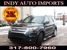 #SpecialOffer #FreeGas | $19,900 | 2011 #FordExplorer XLT 4WD - for Sale in Carmel IN 46032 #IndyAutoImports